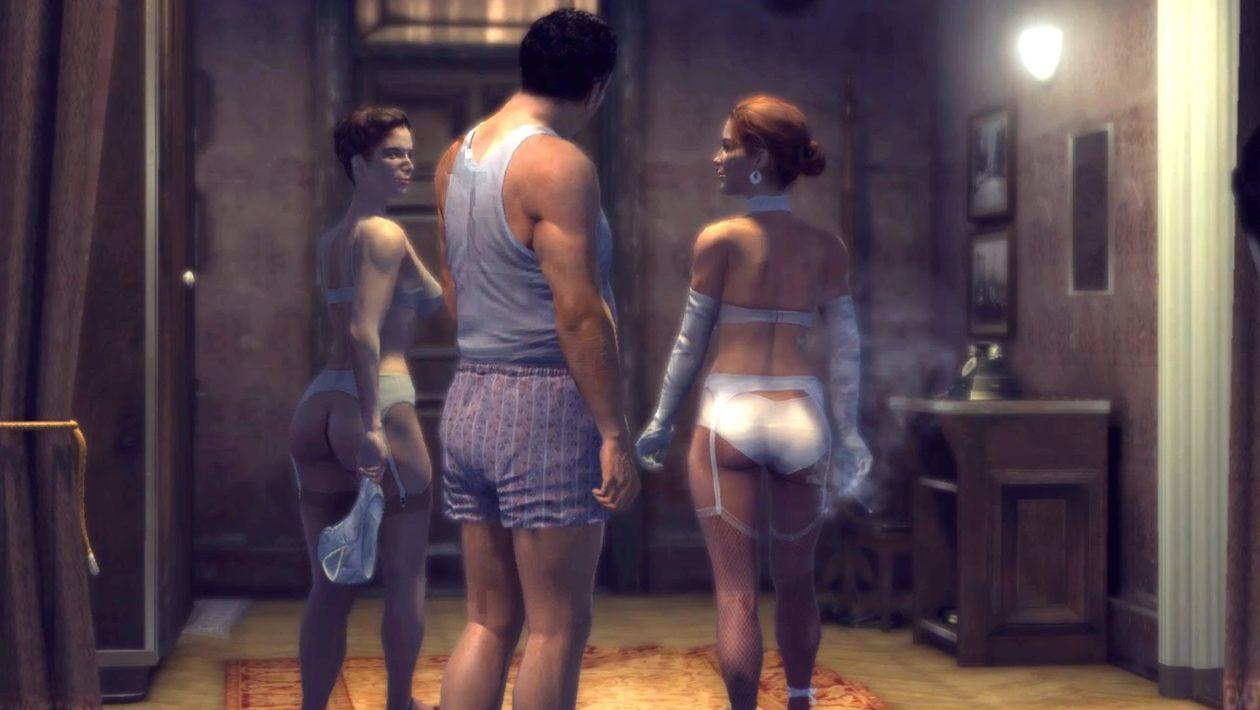 Japonské sexuální hry