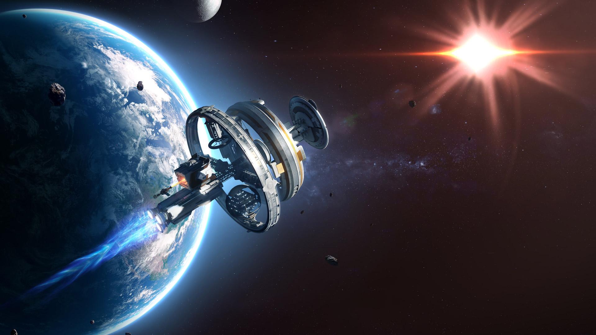 AGOS: A Game of Space » Vortex